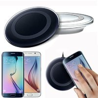 galaxy note price - Free DHL Factory Price Qi Wireless Charger Pad Transmitter for Galaxy S6 Note Fast Charging Plate For Samsung S6 Edge Note5 Phones