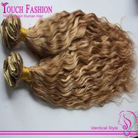 Wholesale Virgin Brazilian Human Hair Clip In Curly Hair Extensions African American Loose Curly Clip in extensions Light Color