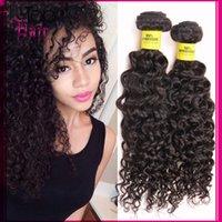 Cheap Malaysian Curly Human Hair Weave Best Kinky Curly Bundles