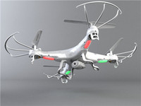 Wholesale Helicopter Toys Helicopter Toys New Million Pixels and G of Memory Aircraft Fashion Aerial Video Camera and the Four Axis Model Aircraft
