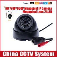 indoor mini dome ip camera - Mini HD Megapixel IP Camera Indoor Dome Camera Security P P MP IP Camera IR Cut Filter IR LED E fps ONVIF
