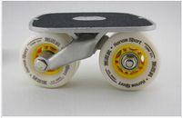 Wholesale Freeline Skates Drift edition Skate board Mini Pastel decks Retro Cruiser Complete skateboards Aluminum Alloy Deck A