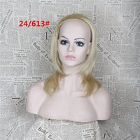 african american wigs hairpieces - women s sexy hairpieces wigs Glamorous Shag styles Blonde afro wig with Synthetic hair wig african american wigs for women