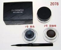 Wholesale 2016 HOT New FLUIDLINE EYE LINER GEL brown Black g colors