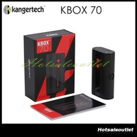 batteries loading - Available Now Authentic Kanger KBOX W VW TC Box Mod mah Built in Battery Spring loaded Connection Micro USB Charging Mod