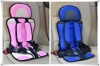 Asientos portátiles de automóvil para viajes, Niños Niños Infant Portable Booster Seat para viajes, Asientos de seguridad para niños, hasta 5 años de edad