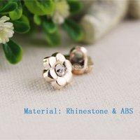 advanced decorative - Dia10mm Advanced Acryl button with Rhinestone Shirt Decorative buttons garment accessories DIY MKSZ011