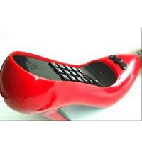 best cordless phone - NEW Style High Heel Shoe Shape Telephone Cordless Phone For Novelty Best Gifts