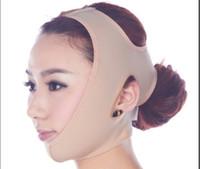 Wholesale Thin face mask face slimming mask face care skin chin face Cheek slimming v line face lift bandage New slim mask anti sag