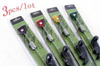 Cheap Free shipping LED fishing swinger illuminated led swinger SW20 indicator for carp fishing 3 colors lot