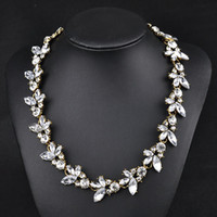 Wholesale Luxury fashion Vintage Jewlry Alloy Long Necklace Color High Quality Plated For Women