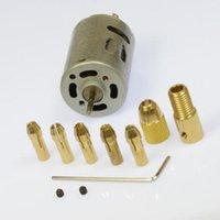 Wholesale 12V Motor mm Small Electric Drill Bit Collet Micro Twist Drill Chuck Set