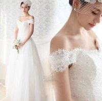 garden angels - new arrival hot sale fashion specials Angel Korean Luxurious French lace princess primer wedding dress