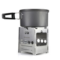 army stove - outdoor multifunctional portable camping stove Army fans wood gas stove grill combination portable wood stove