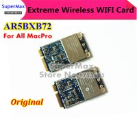 atheros wireless cards - 100 Original Extreme Wireless WIFI Card For All Mac Pro Atheros AR5BXB72 Wifi Mini PCI n M order lt no track