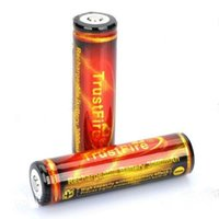 battery storage capacity - Superior Storage Capacity Trustfire Lithium Li ion v mAh PCB Protected Rechargable Battery