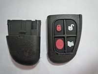 Wholesale Hot sell Car key Jaguar button remote key blank part free shippping