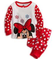 pajamas for children - Christmas Pajamas Children Clothes Child Clothing Boys Girls Pajamas For Kids Childrens Sleepwear Baby Pajamas Kids Underwear C18956