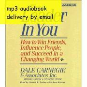 Wholesale Dale Carnegie The Leader in You Simon amp Schuster Audio audiobook mp3