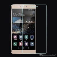 Cheap Wholesale  for HUAWEI Mate 7 P7 P8  ZTE L2 anti blue ray 9H 2.5D tempered glass screen protector