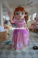 Cheap EVA+High quality, Adult Sofia Mascot Costume Princess Cartoon Suit Sophia Fancy Dress A ,the product are as the photo not black color