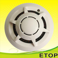Wholesale hot sell Mini Smoke Wifi Camera Smoke Detector Hidden Camera without Block Spy Camera Detector for WM1