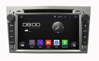 Quad Core Android 4.4 del coche DVD GPS para Opel Vectra Zafira Antara Corsa Meriva Astra Con 3G / WIFI Bluetooth IPOD TV Radio USB AUX IN