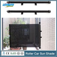 Wholesale 40 cm Black Car Side Window Sunshade Auto Exterior Car Curtain Windshield Solar Protection Sunshade Shield Car Covers