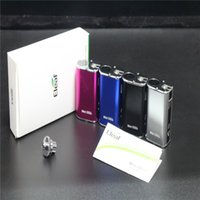 Wholesale 100 ismoka eleaf mini istick kit LED Screen MOD e cigarette Eleaf iStick mini kit mah battery W mod istick mini mod colors in stock