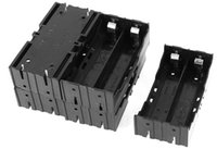 battery in parallel - Parallel connection DIY battery pack battery holder x18650 battery plastic holder with pins in stock fast shipping