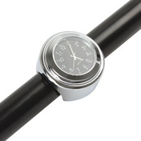 Wholesale Waterproof Universal Motorcycle Handlebar Mount Dial Clock with Wrench CEC_914
