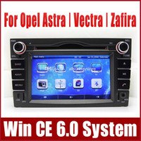2-Din de navegación GPS coches reproductor de DVD para Opel Astra Vectra Zafira con USB SD Navigator Radio TV Bluetooth AUX Auto Audio Video Stereo