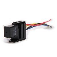 amp kits for cars - In stock Car Auto A AMP V Relay Kit For Electric Fan Fuel Pump Light Horn Pin Wire