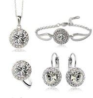 Cheap wedding jewelry Best fashion jewellery sets