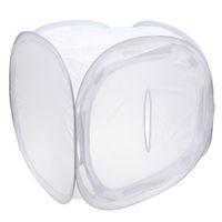 Wholesale Photo Studio soft shooting Cube tent box x cm photo light tent portable bag Backdrops D855