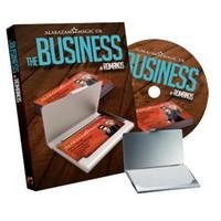 alakazam magic - The Business DVD and Gimmick by Romanos and Alakazam Magic read one s mind magic tricks