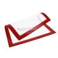 Cheap 2014 New FA Delicate Popular Hot Silicone Pastry Bakeware Baking Mats Convenient Oven Rolling Kitchen Mat AF