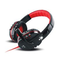 Wholesale Newest Headphones Original Fashion Wired Headset Stereo Sport Gaming Earphone Anti sweat Headphone