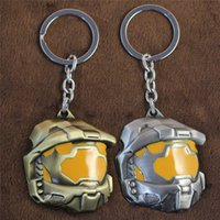 assault movie - Spartan Assault Mask Metal Pendant Key Ring Keychain