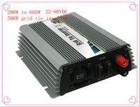 achat en gros de grille liée vent inverseur-600W DC22V ~ 60V DC 110V-220V Wide Cross Input Grid Tie Micro Inverter pour maison ou système d'énergie éolienne