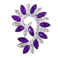 batch offering - 2015 Sale Special Offer Mexican China miao China tibet Unisex Gift Korean Version Popular Selling Clothing Alloy Diamond Brooch Mixed Batch