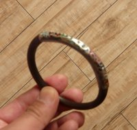 Wholesale Late Qing Yinfeng old vine bracelet with bluing process package old