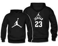 basketball jackets - 6 colours Fashion winter spring Man pullover new trapeze jordan sweater basketball fleece training suit jacket jordan sweatershirt