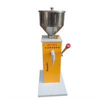 Équipements d'emballage Avis-Machine manuelle de remplissage de machine distribuant l'équipement liquide d'emballage vendu la machine de crème 0 ~ 50ml