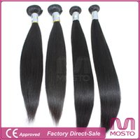 Wholesale 2016 Brazilian Hair Virgin Human Hair Weave peruvian Hair Bundles Dyeable Straight Hair Wefts Human Hair Extension