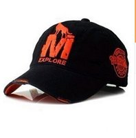 Wholesale New Fashion Casual Embroidery Letter Snapback Caps Neutral Sports Baseball Cap Visors Hats For And Men Sun Hat MA
