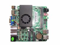 pc motherboard - Bay Trail J1900 Mini Motherboard Daul GHZ Nano J1900 mm mm Size Dual Lan Smallest Motherboard For Mini PC