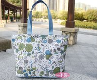 Wholesale Supply Oxford cloth bags carrying a lunch bag cosmetic bag wash bag HAN2 ban3 leisure new cosmetic bag