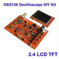 al por mayor kit de osciloscopio digital portátil-Al por mayor-DSO138 ARM Cortex-M3 DIY Kit osciloscopio digital de 2.4