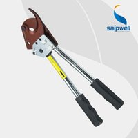 armored cable - Saipwell J40 Cable Cutting Tool Ratcheting ratchet cable cutter mm2 Max Wire Cutter Plier not cutting Armored cable